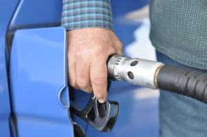 Actuele benzineprijs