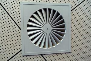 Ventilatie afzuiging