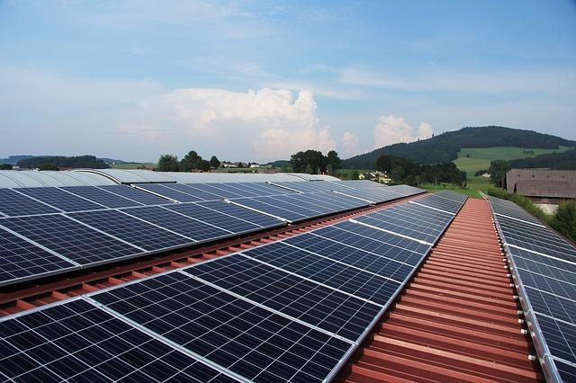 Zonnepanelen plat dak toepassen